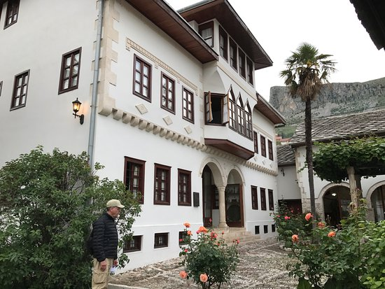 Bosnian National Monument Muslibegovic House Hotel Photo