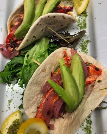 Westbrook, CT: Customer favorite: Lobster Tacos
