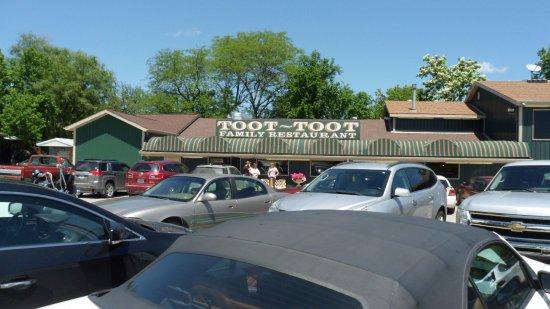 Bethany, MO: Toot Toot Restaurant
