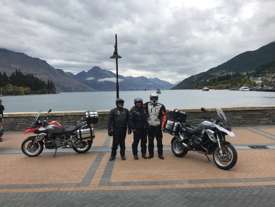 South Pacific Motorcycle Tours - Day Tours: Queenstown..glorious spot