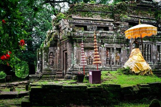 Champasak Town, Laos: Wat Phou, Champasak