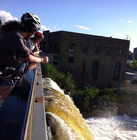 Ottawa, Kanada: Rideau Falls