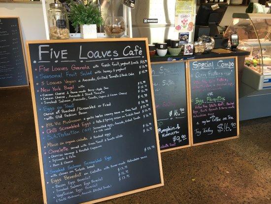Devonport, New Zealand: Lovely little lunch