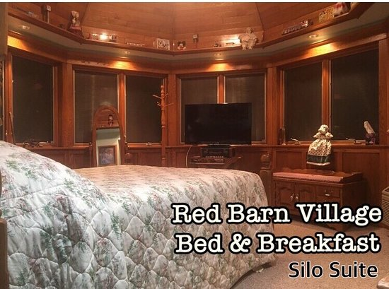 Clarks Summit, PA: Silo Suite Bed Room