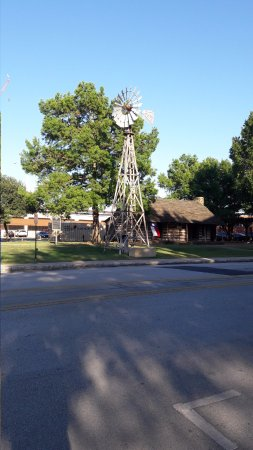 Grapevine, TX: Getting historical... but it´s written Chicago!?