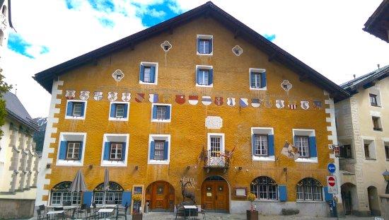 Hotel Crusch Alva: IMAG0740_large.jpg