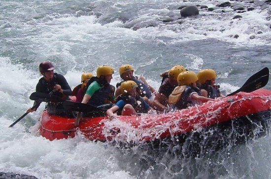 La Virgen Sarapiqui River Rafting...
