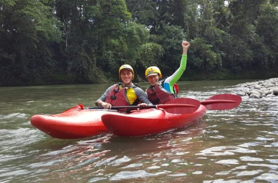 Kayak Jungle Tour on the Sarapiqui River