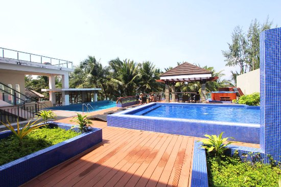 Crown Regency Beach Resort: Kiddie Pool