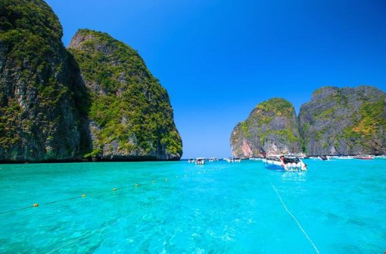 Full-Day Phi Phi Islands Day-Trip...