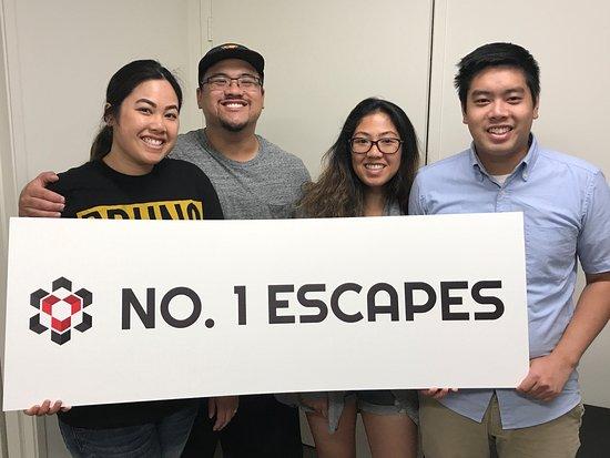 Irvine, Californië: Awesome group!