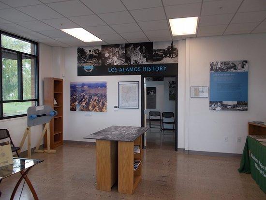 US Park Service, Manhattan Project, Los Alamos NM.