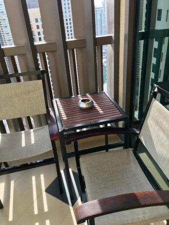 Balkon Lounge Bild Von Sofitel Dubai Jumeirah Beach Dubai