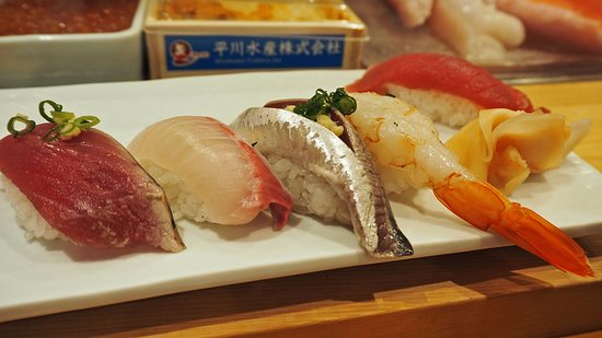 Tsukiji Sushisay Honten: Omakase