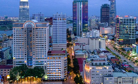 Caravelle in the Heart of Saigon
