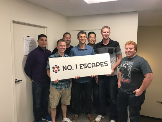 No. 1 Escapes: Almost made it!