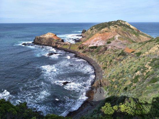 Cape Schanck, Australia: Very rare that you can walk along a rugged coastline, simple gorgeous