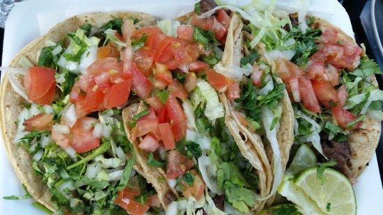 Bloomington, Ιλινόις: Carne Asada Tacos