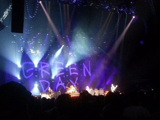 Sydney Olympic Park, Avustralya: Green Day Night 2