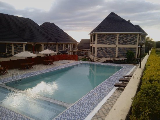 Epashikino Resort & Spa: Side view