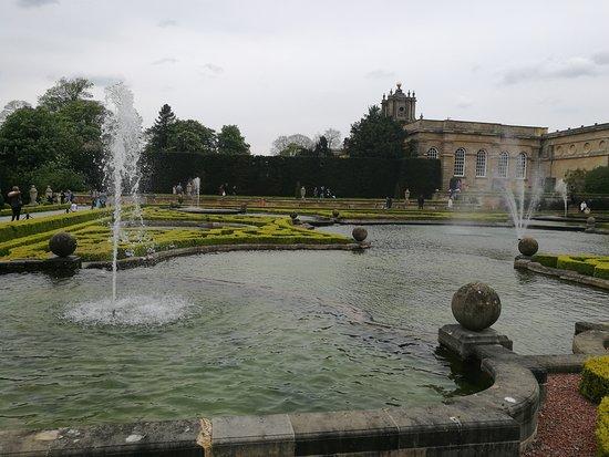 Woodstock, UK: Blenheim Palace Gardens