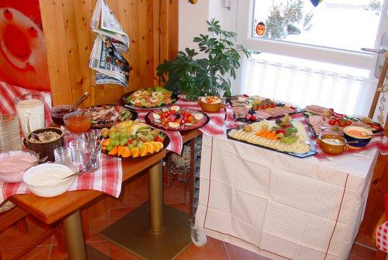 Sonnen, Germany: Schlemmer-Brunch im Cafe-Fesl (bitte mit Voranmeldung)