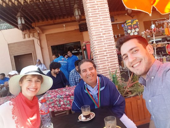 Marrakech Guide Azim