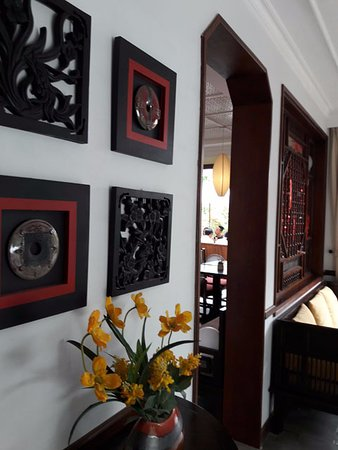 Cozy Hoi An Boutique Villas: Lobby