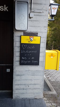 Riggisberg, Szwajcaria: Welcome