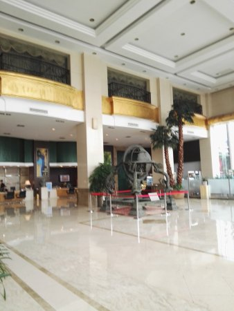 Overseas International Hotel Wenzhou China
