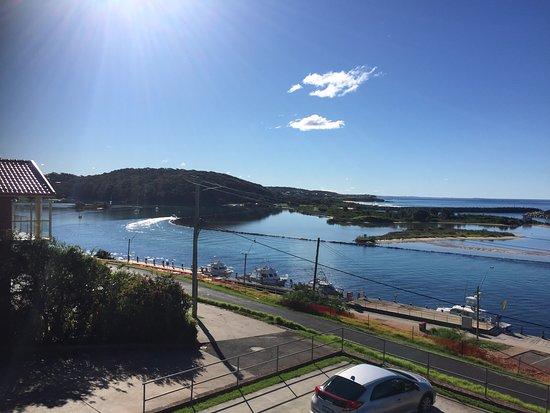 Narooma, أستراليا: Top view