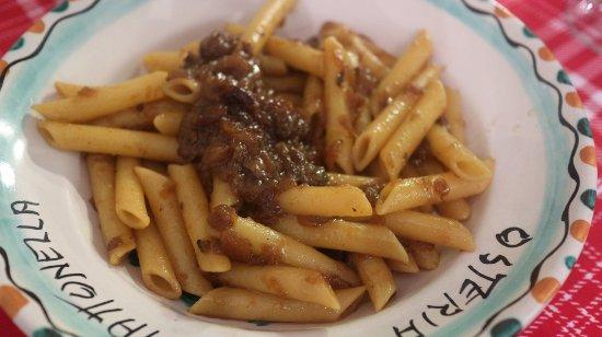 Osteria della Mattonella: Genovese