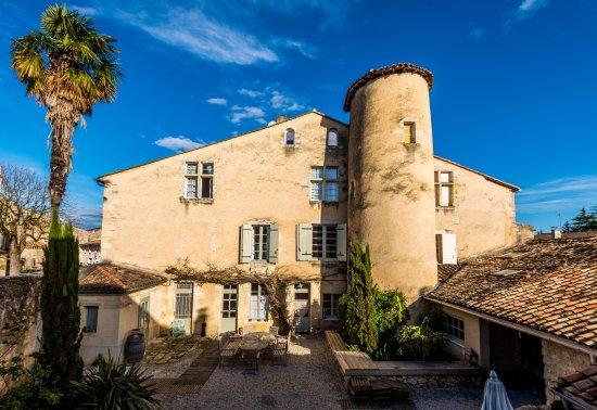 Rions, Frankreich: Cour intérieure