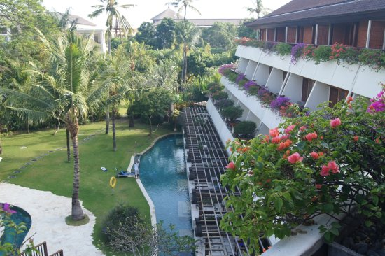 Nusa Dua Beach Hotel & Spa: View from Balcony