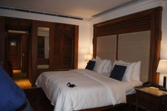 Nusa Dua Beach Hotel & Spa: Club Room