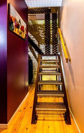 """Rions, Frankrijk: Escalier """"Dali"""""""