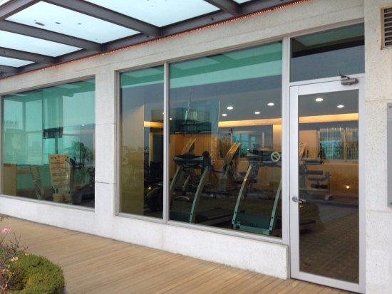 Taipung Suites: 健身房