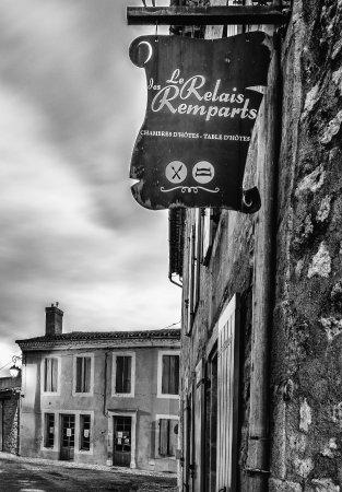 Rions, Francja: Le Relais des Remparts
