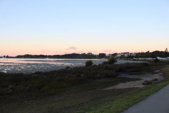 Narooma, أستراليا: Dusk
