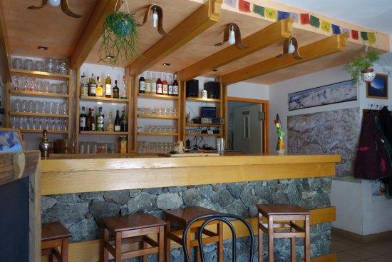 Auberge du Savel: Bar