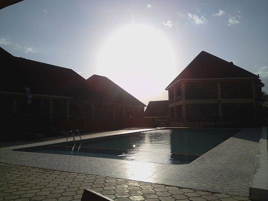 Gilgil, Kenya: Pool