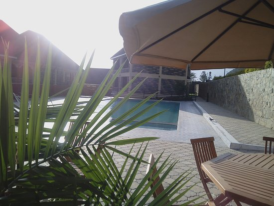 Gilgil, Kenya: Pool Area
