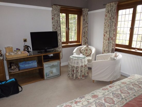 Newtonmore, UK: Room
