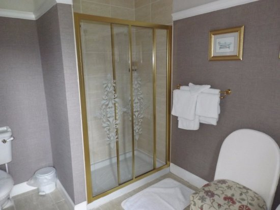 Ard-na-Coille Guest House: Walk in shower