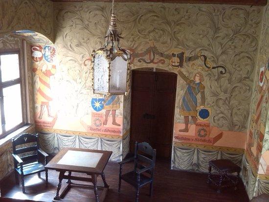 Bohemia, Republik Ceko: Interiéry