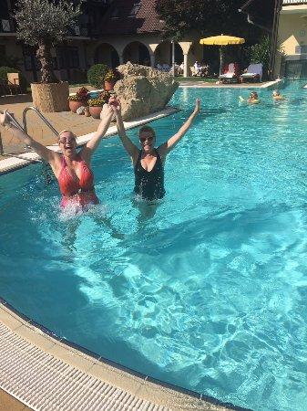 Bad Radkersburg, Austria: Fit und Fun im herrlichen Thermalwasser