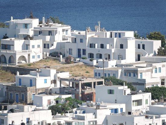 Naias Hotel: ligging