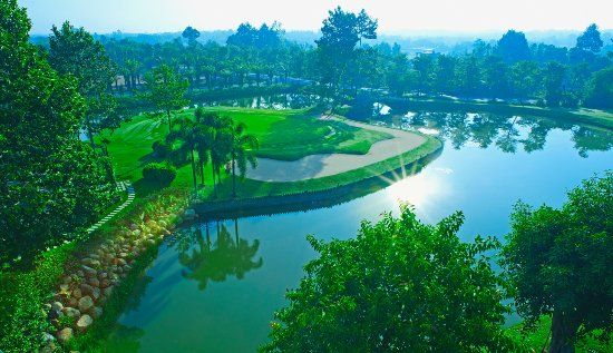 Bien Hoa, Vietnam: HILL COURSE - Hole 6