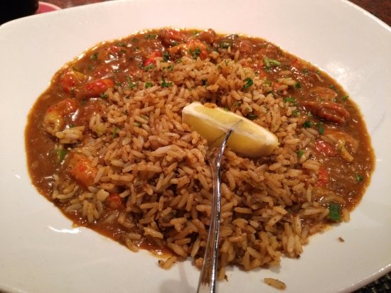 Crawfish Etouffee Picture Of Pappadeaux Seafood Kitchen Dallas Tripadvisor
