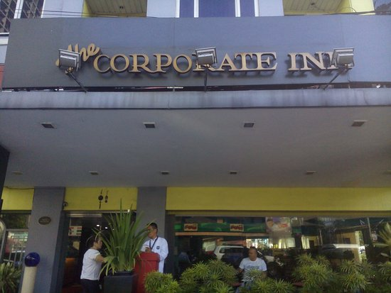 The Corporate Inn Hotel: front